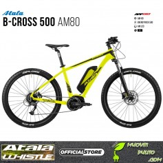 2019 ATALA B-CROSS 500 AM80