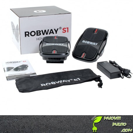 ROBWAY S1Hovershoes Orginal pattini elettrici 2019