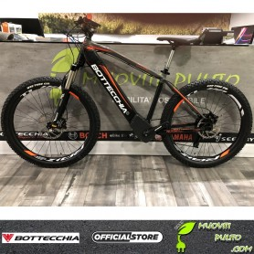 BOTTECCHIA BE55 BROSE Mountain bike ebike batterie integrate