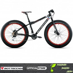 BOTTECCHIA 140 FAT BIKE ALIVIO 18S 26″
