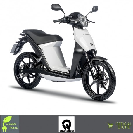 QUADRO VEHICLES OXYGEN - scooter elettrico
