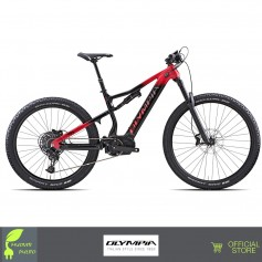 OLYMPIA EX 900 PRIME- e-bike motore M 100 Nm full  batterie 900 wh