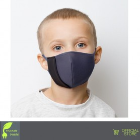 ACTIVE MASK KIDS - mascherina antismog bici