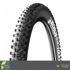 MICHELIN 26X2.10 PNEUMATICO WILD ROCK R  PIEGHEVOLE PERFORMANCE NERO