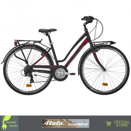 "2020 ATALA DISCOVERY S 18V LADY donna city bike 28"" bici Torino"
