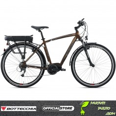 BOTTECCHIA BE18 BE 18 Ebike city trekking uomo