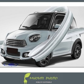 TODAY SUNSHINE M2 HIGH SPEED - MINI CAR ELETTRICA 80 km/h