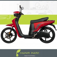 ASKOLL NGS3 scooter elettrico 70 km/h