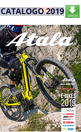Catalogo Atala Whistle E-bike 2019