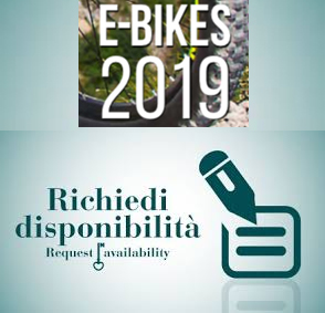 disponibilità e-bike ebike atala whistle haibike specialized bottecchia montana vkt